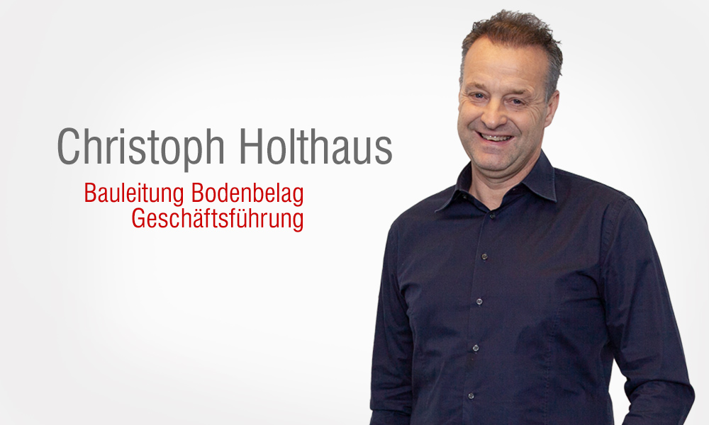 christoph holthaus